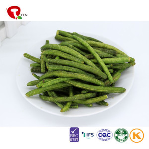Wholesale Export Of Green Bean Snacks Fried Vegetables Natural Healthy Food
