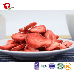 TTN  Nutritional Value Of Freeze Dried Strawberry Fruit And Freeze Dried Strawberries