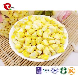TTN Natural Sweet Corn Market Wholesale Price Kids Love Snacks