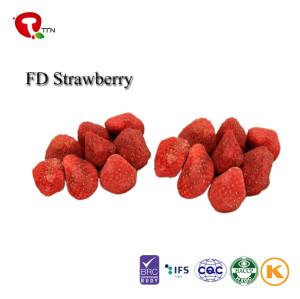 TTN  Wholesale Export Of Freeze Dried Strawberry Natural Health