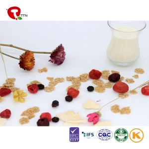 TTN  Nutrition And Function Of Mixed Sugar Free Freeze Dried Fruit