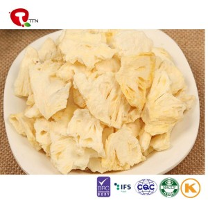 TTN gold supplier wholesales the price of freeze dried pineapple