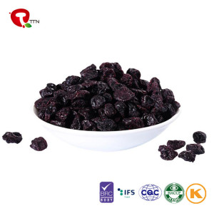 TTN  Wholesale manufacturers dehydrated blueberries with list of healthy snacks