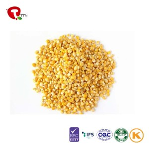 TTN Wholesale green snacks yellow and white sweet corn