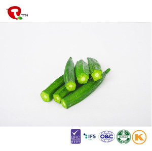 TTN  nutritional value of the wholesale vacuum Fried autumn and okra