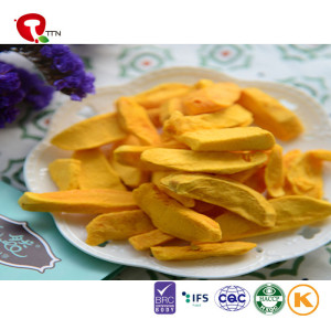 TTN Hot selling dried mangoes with dried mango good for you