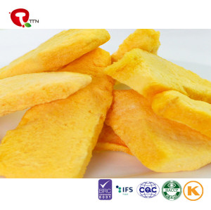 TTN Hot sale organic freeze dried mango for healthy and nutritious