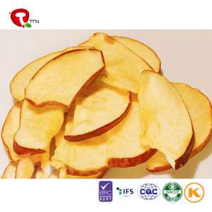 TTN Freeze dried apple nutritional benefits to the human body
