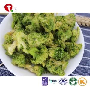 TTN Wholesale sale of vacuum Fried cauliflower with best way to make cauliflower