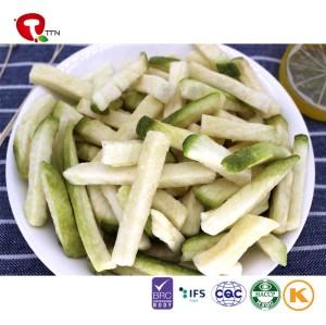 TTN 2018 Sale Vacuum Fried Green Radish Nutrition Healthy Snacks