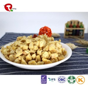 TTN 2018 hot sale freeze dried mango mango pieces of children love to eat snacks