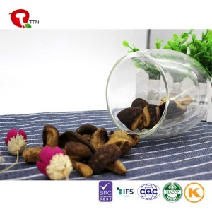 TTN 2018 Hot Sale Wholesale Vacuum Fried Mushroom Dried Shiitake Mushroom Prices