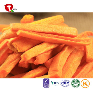 TTN New Sale Veggie Chips Freeze Dried Carrot