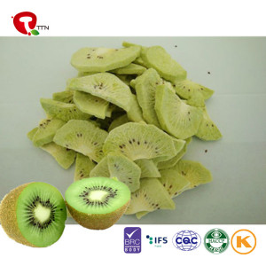 TTN Chinese suppliers wholesale Best sale freeze dried kiwi fruit