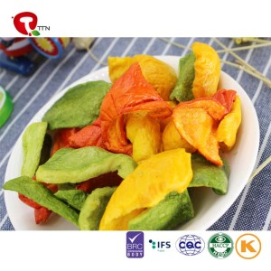 TTN  wholesale color pepper food with yellow red pepper
