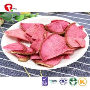 TTN new sale red radish calories with nutritive value of radish