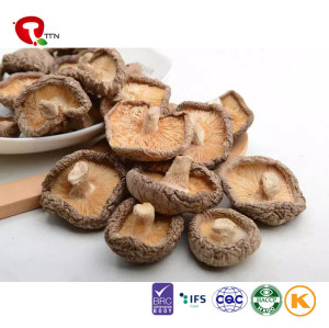 TTN Factory Wholesale Veg Mix Vacuum Fried Shiitake Mushrooms