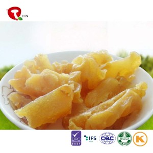 TTN Naturally Delicious pear apple fruit dehydrated pear