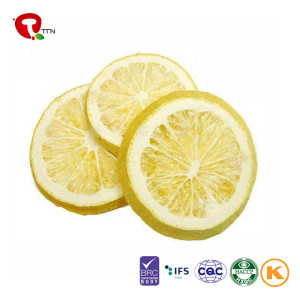 TTN lemon nutritional value make tea and drink