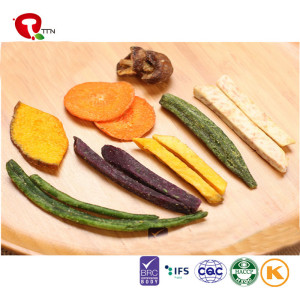 TTN Freeze fried mixed vegetables with beneficial fruits