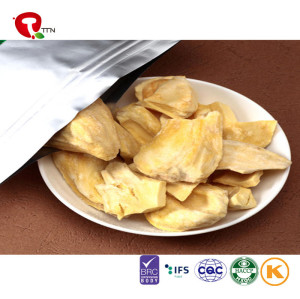 TTN Vacuum freeze dried jackfruit with high quality