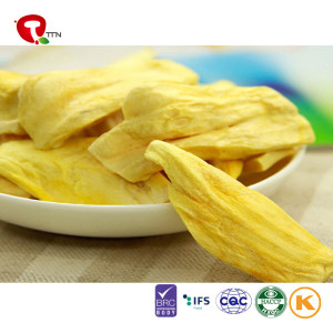TTN HACCP certified FD fruits freeze dried jackfruit