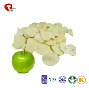 TTN 100% natural taste Freeze dried apple dice bulk/vacuum package