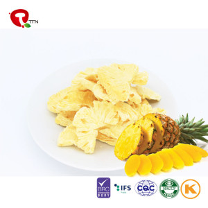 TTN buy Dried Pineapple at best price with nutritional value of pineapple