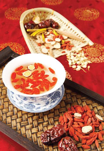 China's little red raisin