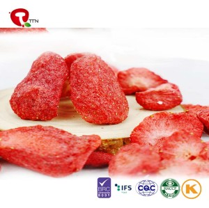TTN Dried Fruit Dried Quality Strawberry Cream In Sweet