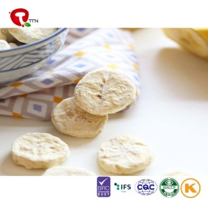TTN  Dried Fruit - Dried Food - Soft Dried Banana