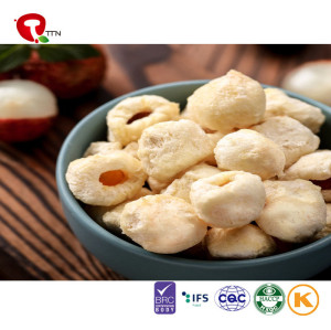 TTN Dried Lychees /Bulk,Vacuum Pack Packaging and Dried Style Freeze-dried lychee