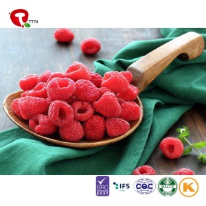 TTN Chinese Fruit Frozen Raspberry In Bulk Packing For Sale