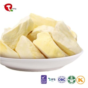 TTN Freeze Dried Jackfruit  100 % Dried Jackfruit