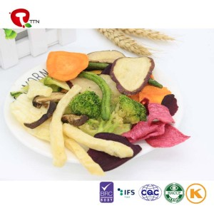 TTN Snack Food Dried Vegetables