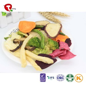 TTN Snack Food Dried Vegetables