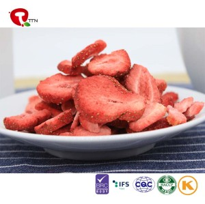 TTN Sale Freeze Dried Strawberry Flakes Strawberry Benefits