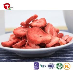 TTN Sale Freeze Dried Strawberry Flakes Strawberry Benefits
