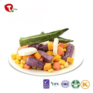 TTN Sale List Of Most Popular Freeze Dried Mix Vegetables