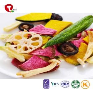 TTN Factory Direct Sale Cheap Bulk  Mix Dried Vegetable
