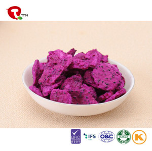 TTN High Quality Freeze Dried Dragon  Fruit