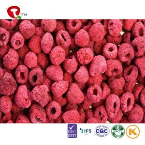 TTN Export China Products FD Dried Fruits Freeze Dried Raspberry Dried Raspberries