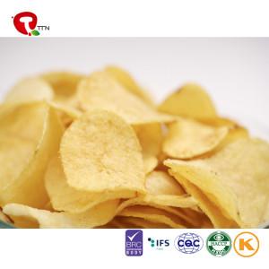TTN  Vacuum Fried Style And Potato Type Bulk Potato Chips 20g 50g Bag