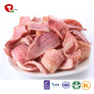 TTN Wholesale Vacuum Fried Onions Vegetables Quality Assurance