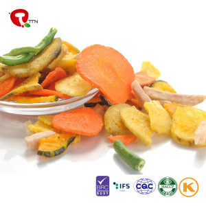 TTN Sales Vacuum Fried Mixed Vegetables