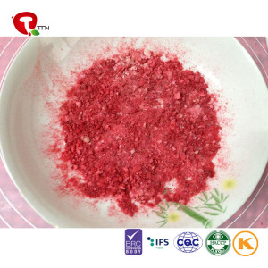 TTN  Factory Direct Selling Freeze Dried Strawberry Ding Cheap Good Quality