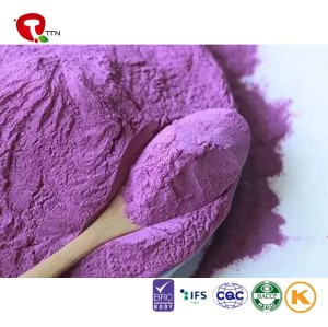 TTN Hot Sale 2018 Cheap Quality  With Purple Potato Powder