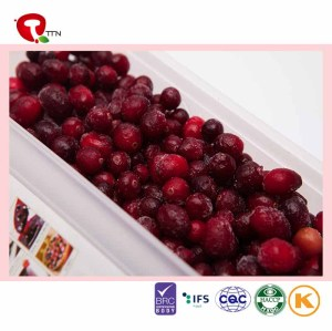 TTN Whole High Quality Dried Cranberries