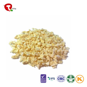 TTN Wholesale Organic Sugar Free  Freeze Dried Pineapple Fruit