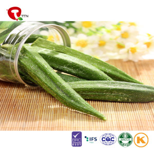 TTN Hot Sale Dried Okra For Body Health Benefits